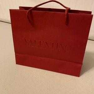 Valentino gift bag